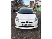 2011 TOYOTA PRIUS-PCO ELIGIBLE- UK MODEL