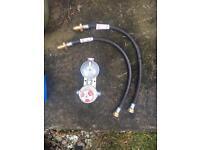 Dual Propane Gas Regulator