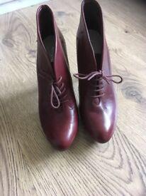 M&S autograph shoe boots size 5.5