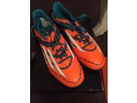 Adidas men's messi football boots, BNIB, U.K. Size 10