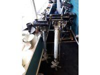 Outboard motor s or repairs