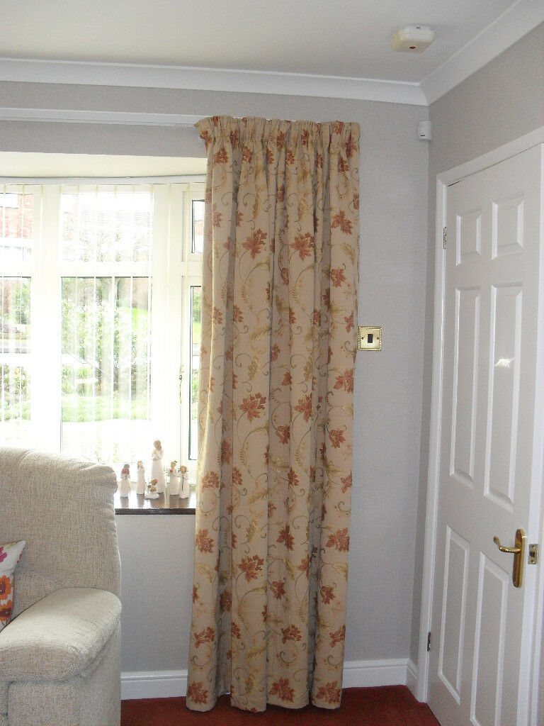 Lounge Dining Room Curtains