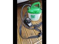 Cuprinol power Sprayer - Complete