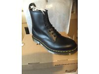 New Doc Martin Boots Size 8