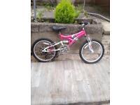Girls bike £20
