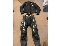 Revit Leather Motorbike Jacket and Trousers