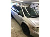 05 CHRYSLER GRAND VOYAGER 2.8 LEATHER, 7 SEATS