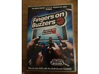 Fingers on the buzzers DVDs game