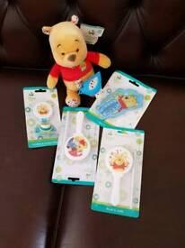 Winnie the pooh baby items