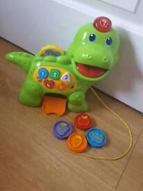 Vtech dino toddler toy