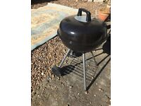 Barbecue, compact black, excellent condition