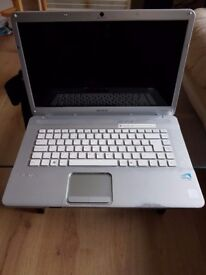 Sony Vaio PCG-7185M with laptop bag