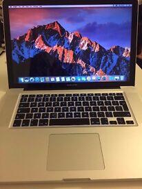 Apple MacBook Pro 15 inch - core i7-2.66GHz/8GB/500GB (urgent sale)