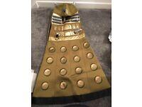Dalek dress up