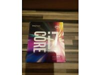 Intel Core i7 6700K - Brand New