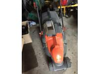 Flymo Vision Electric Lawnmower
