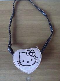 Child's Hello Kitty Handbag