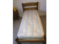 Kids Warren Evans bed - Short, space-saving 2ft6 Cottage Bed. Perfect for toddlers and up to age 10.