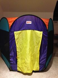 Playhut large pop up tent/ball pool