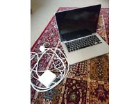 MacBook Pro + brand new charger
