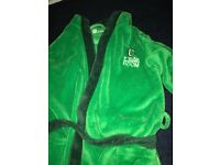 Celtic dressing gown