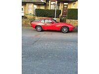 Porsche 924 1985