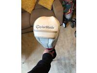 Taylormade Aeroburner Golf Driver S Flex 10.5