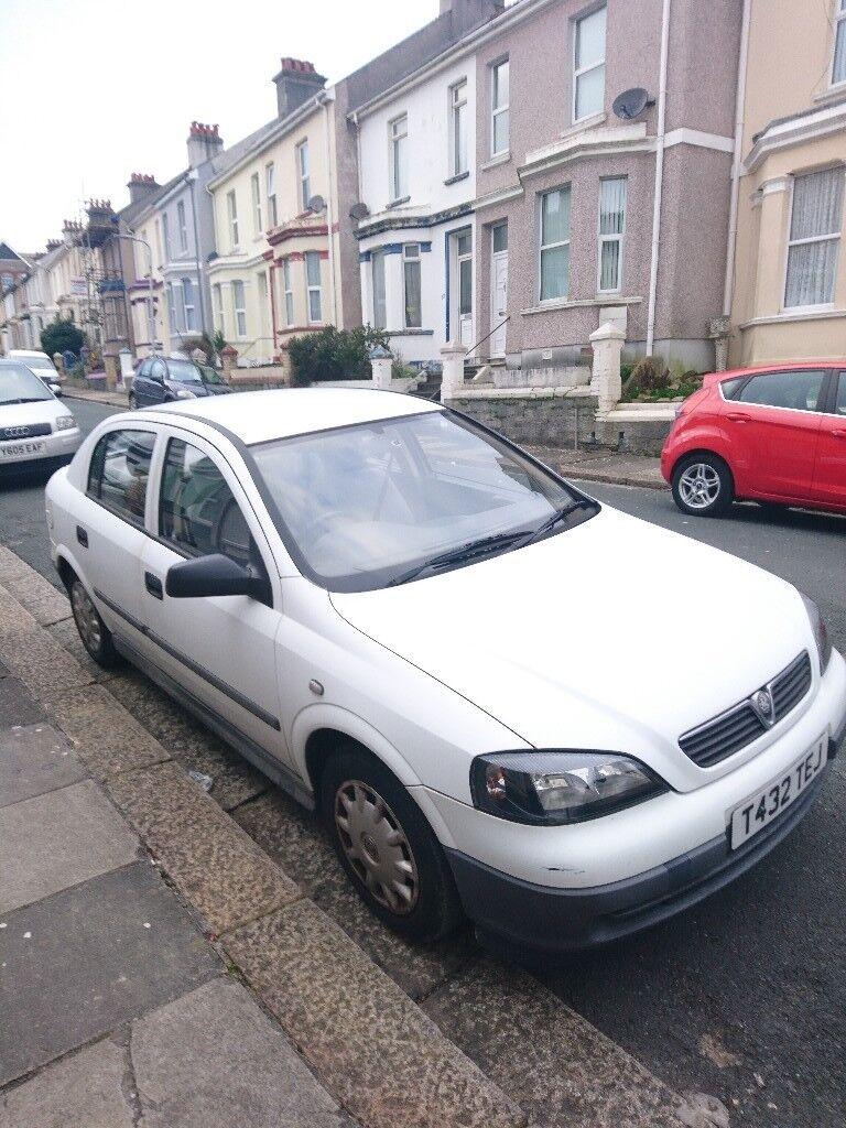 Vauxhall Astra 1.6 Envoy Automatic