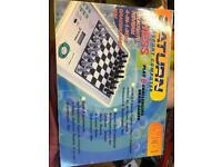 Electronic board game set