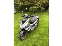Peugeot Speedfight 3 50cc Moped -SOLD
