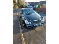 Mercedes-Benz, E CLASS, Saloon, 2006, Semi-Auto, 2987 (cc), 4 doors