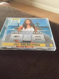 Essential r&b hit selection cd