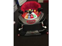 Bebe F1 Style Deluxe Walker And Rocker