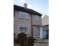 HOUSE FOR SALE ANGLESEY Menai Bridge Two Bedroom Semi Detached House . Large enclosed garden.