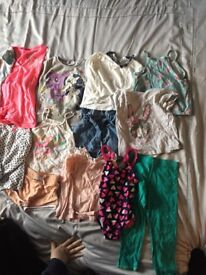 Girls clothes 3-4 4-5