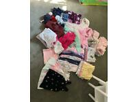 Baby girl clothes 9-12 month