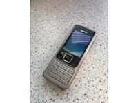 EXCELLENT CONDITION NOKIA 6300 unlocked