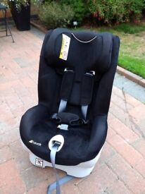 Hauck Varioguard group 0+/1 extended rear facing car seat