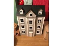 Doll play house for Kids - Perfect Condition Ready Built