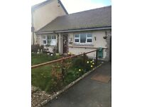 Lovely 1 bedroom bungalow west linton
