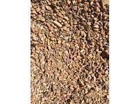 Free gravel / stones / pebbles