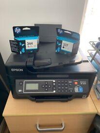 Epsom Workforce WF-2630 All in one scanner/printer/fax/copy