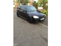 VAUXHALL CORSA 1.2 SXI 2004 PLATE MOTD JULY 17 ONLY £595