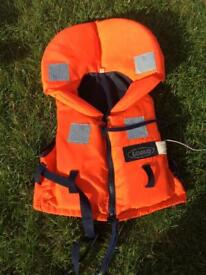 Baby/toddler life jacket 5-15kg