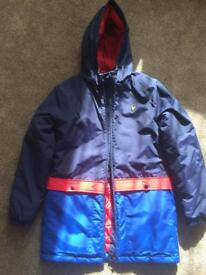 Lyle & Scott Boys Winter Coat