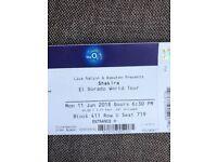 2 Shakira Tickets For 11 June