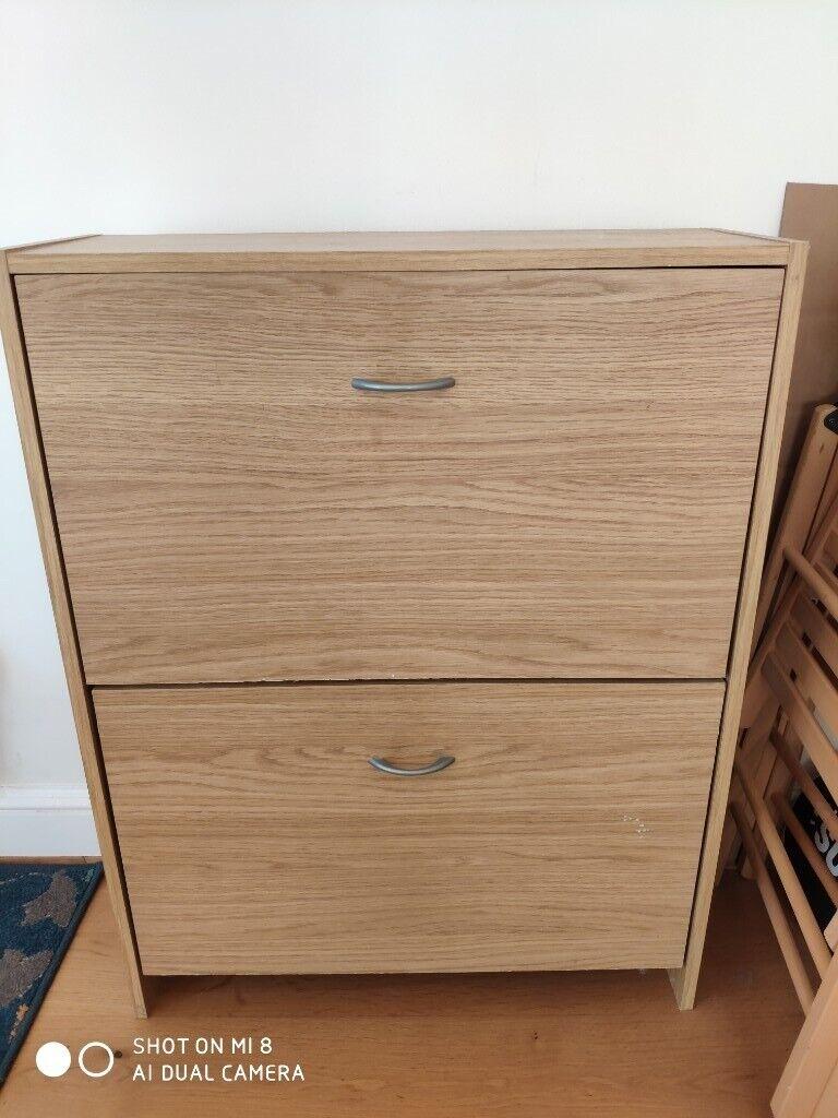 Shoe Storage Cabinet In Sutton London Gumtree