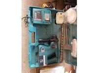 cordless makita heavy masonry hammer drill