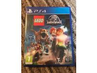 Lego Jurassic Park ps4 game only used 2 times perfect condition