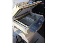 Panasonic workio photocopier and printer